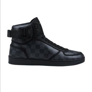 Louis Vuitton Rivoli Damien in Black 7.5 UK 8.5 US